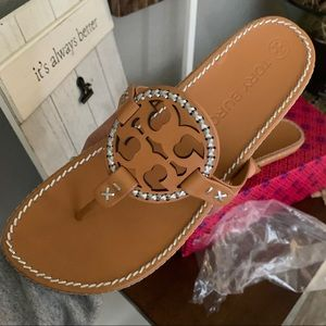 New Tory Burch Miller sandal
